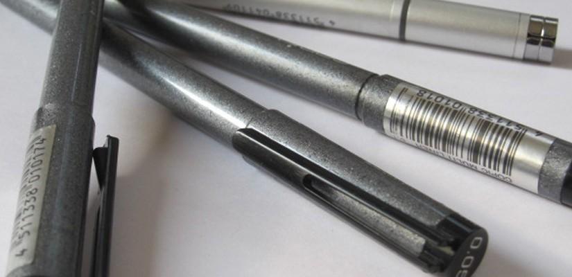 ペン画を描くときに使っているペンについて